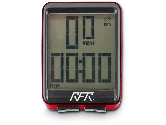 Cube RFR CMPT Licznik rowerowy wireless, czerwony